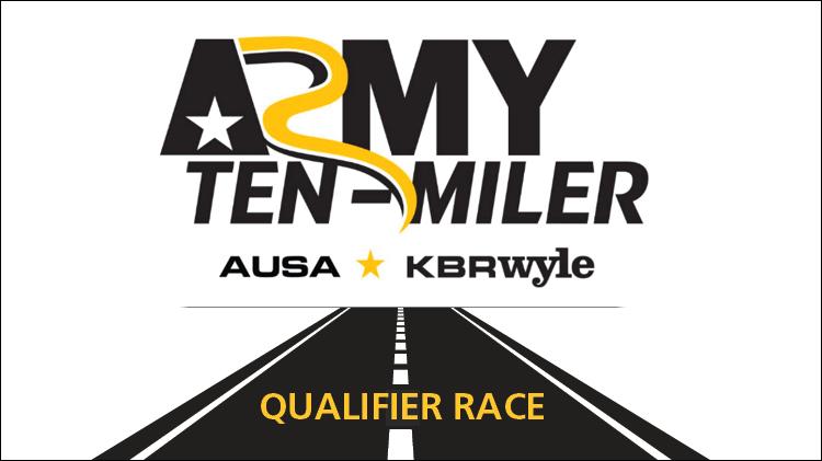Army Ten-Miler Qualifier Race