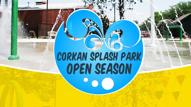Splash Park Open For The Summer