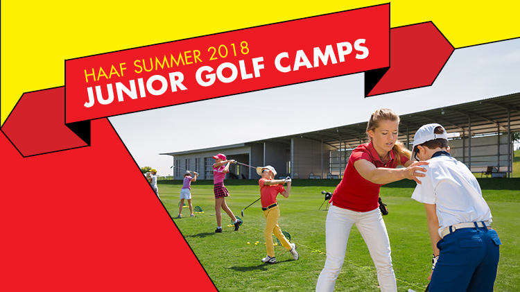 Junior Summer Golf Camp 2018