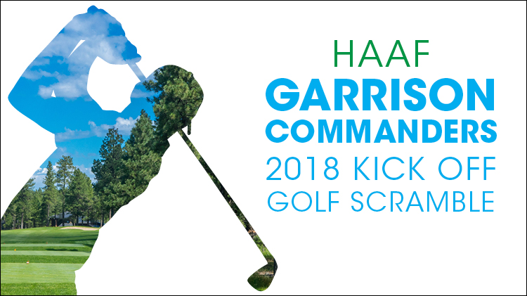 Garrison Commanders 2018 Kick Off Golf Scramble