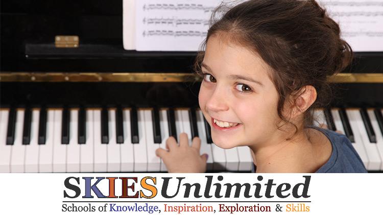 SKIESUnlimited Piano at Hunter