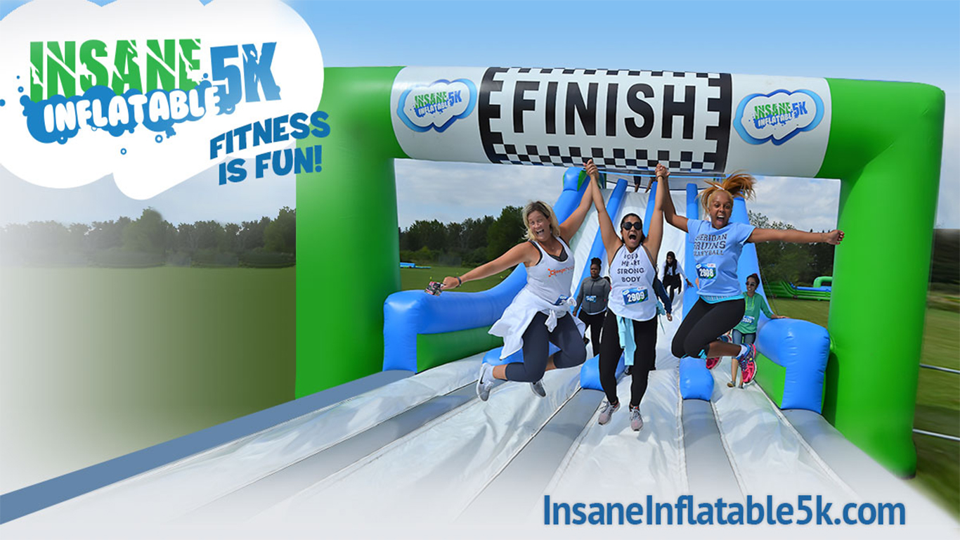 Insane Inflatable 5K
