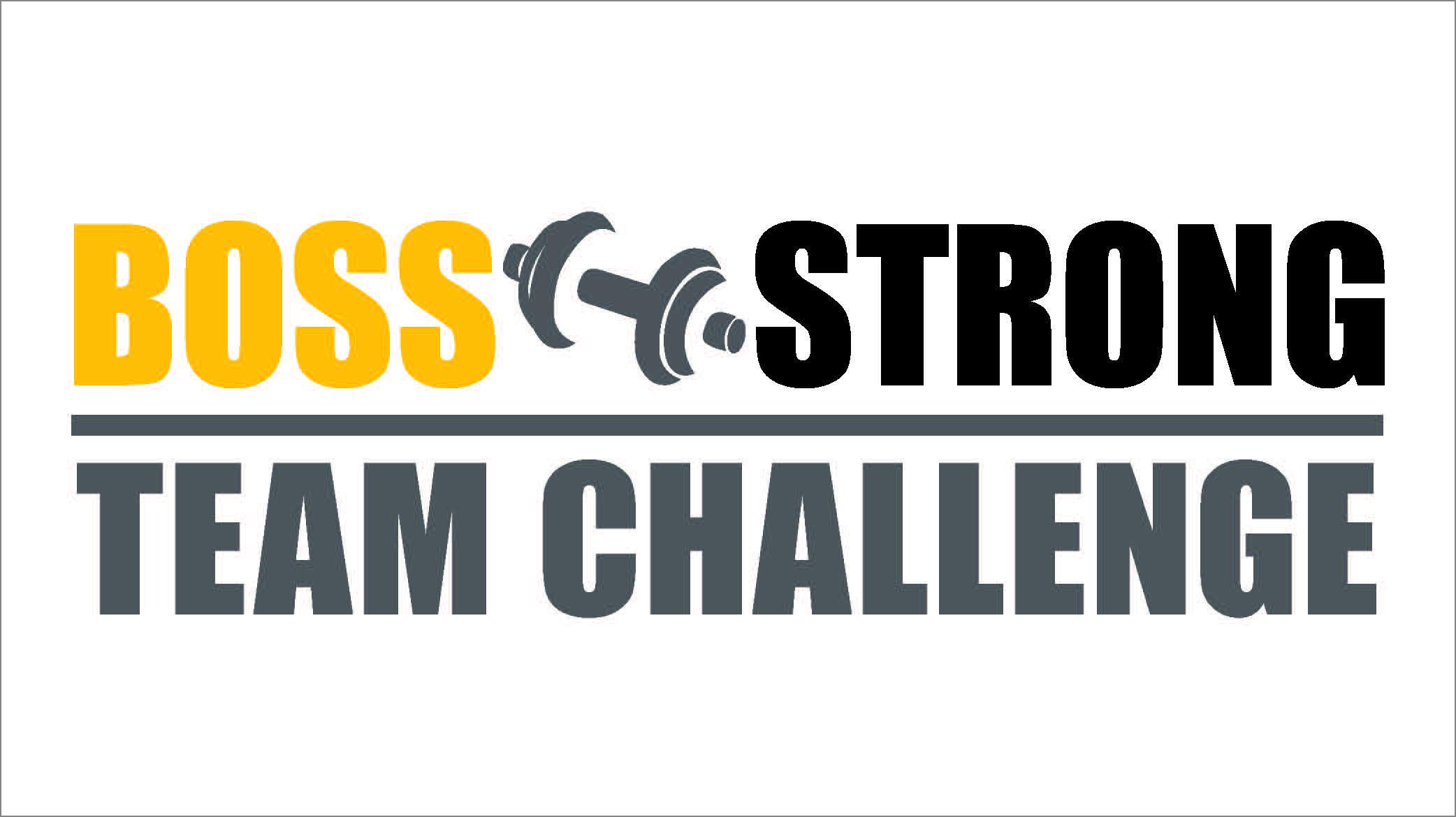 BOSS Strong Team Challenge