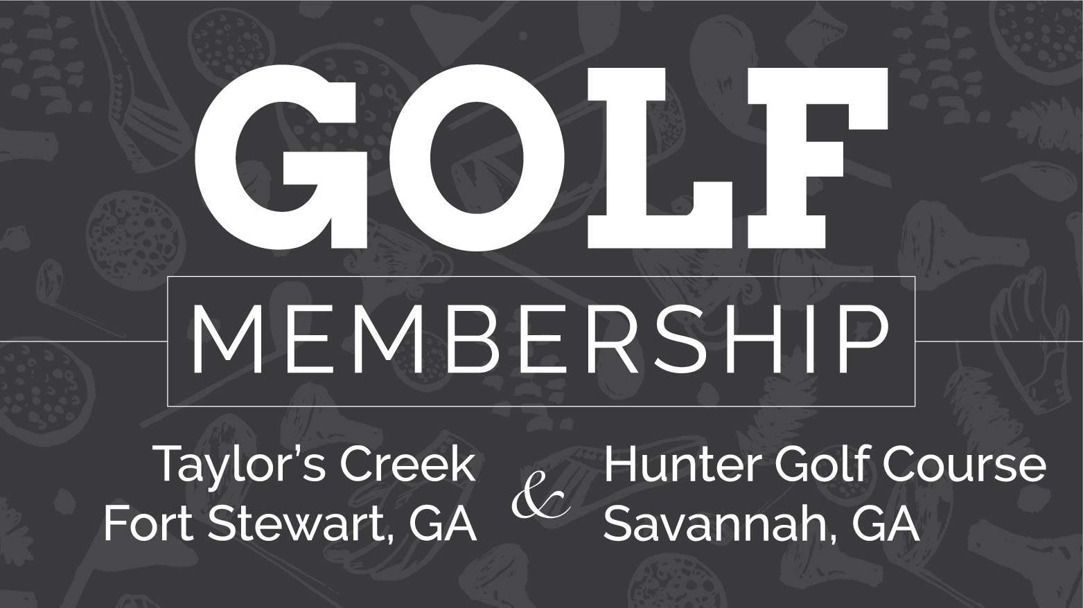 Golf Memberships - Hunter Golf Course