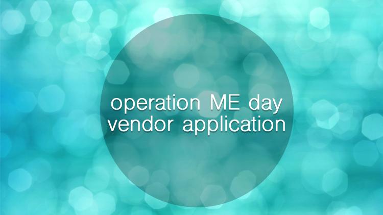 Operation Me Day Vendor