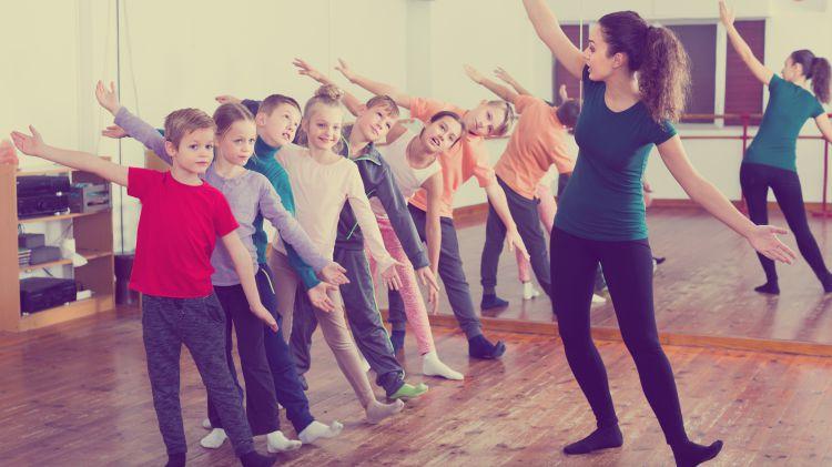 SKIESUnlimited Jazz Dance