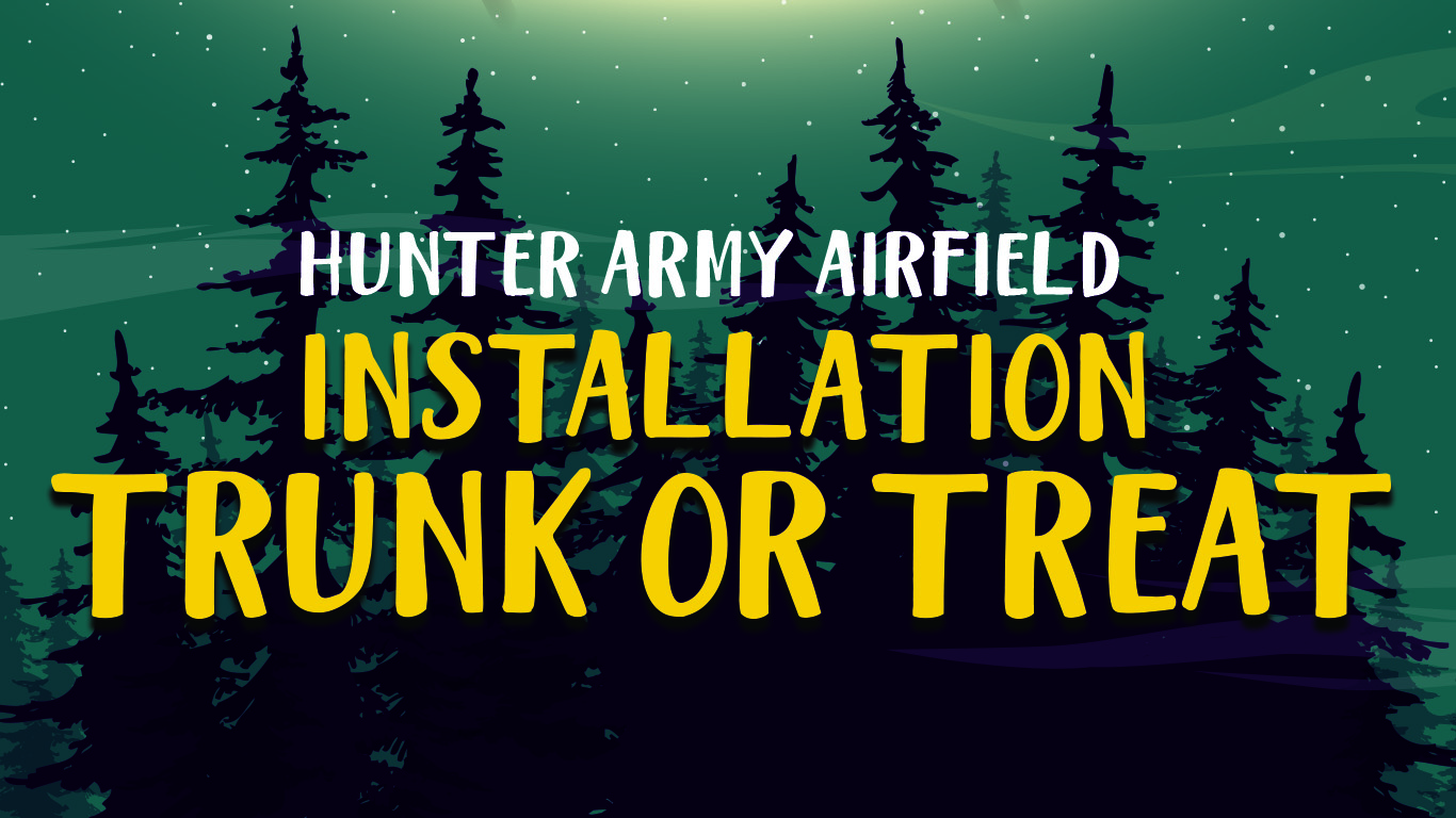Installation Trunk or Treat (HAAF)
