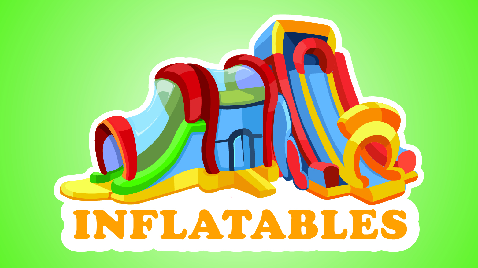 Inflatables Now Available For Rent