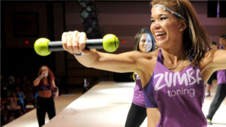 Zumba Toning & Steps (FS)- CANCELLED