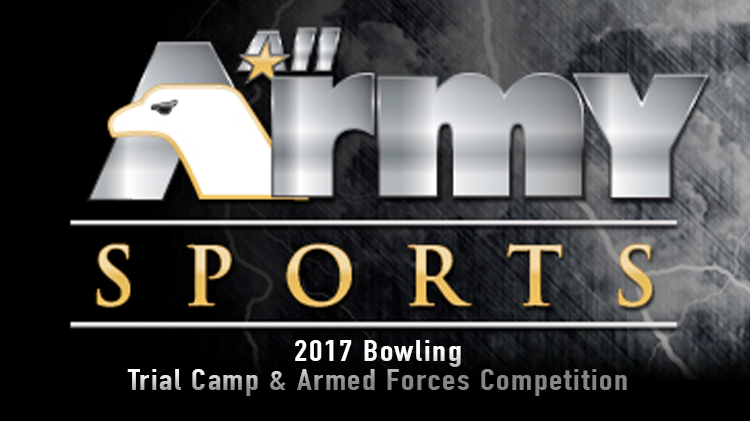 2017 All Army Bowling Trail Camp & Competition