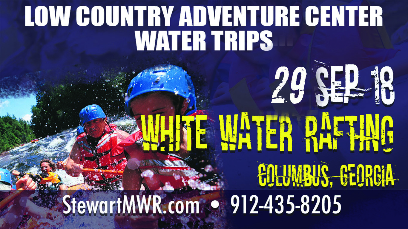 Low Country Adventure Water Trips 2018 (White Water Rafting)