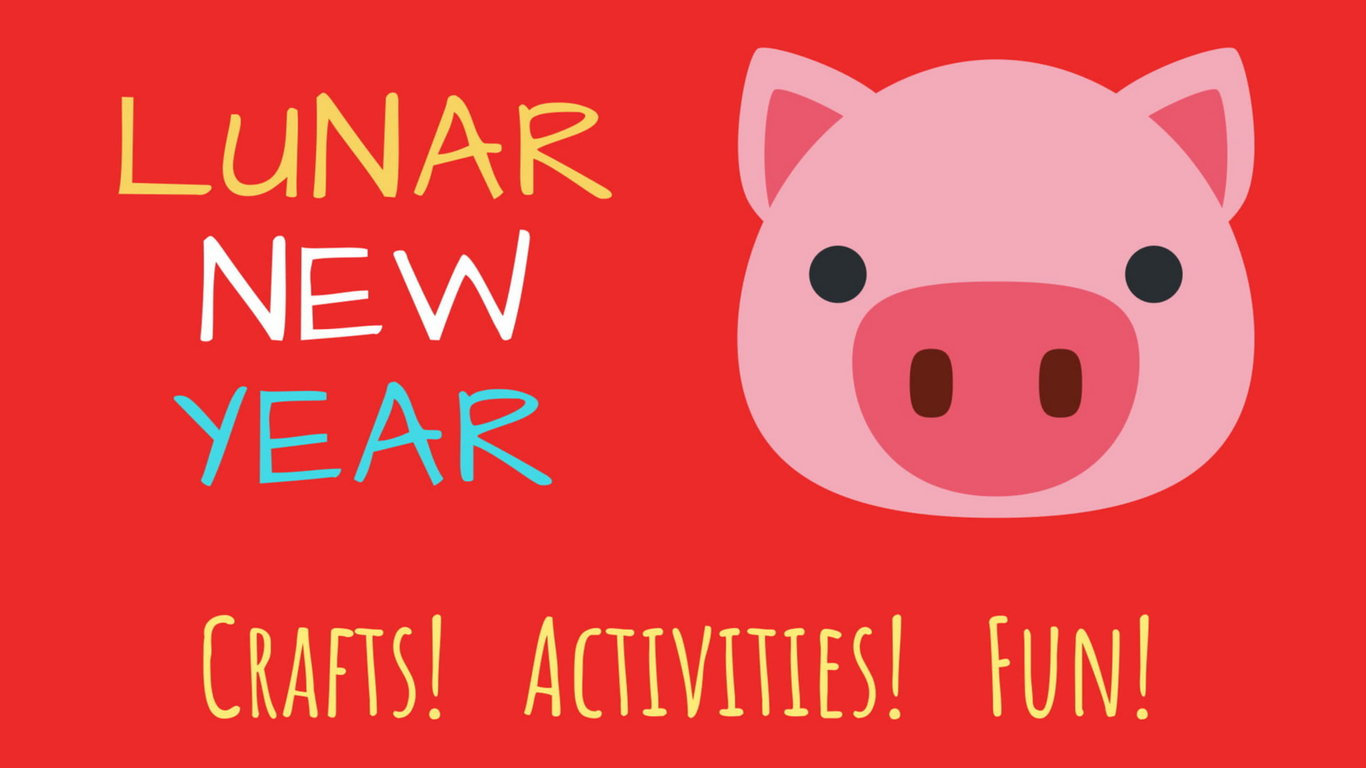Lunar New Year at Hays Library