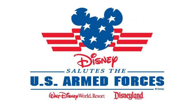 Disney Military Salute 2020