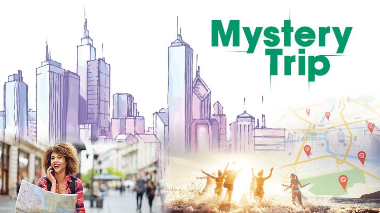 BOSS - Mystery Trip