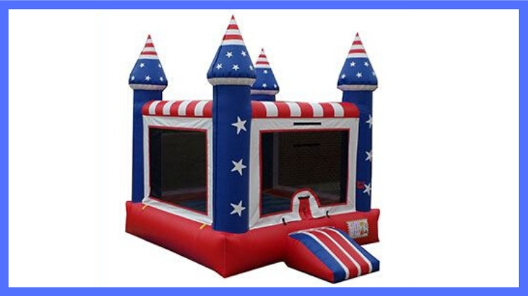 American Independence Day Bouncer