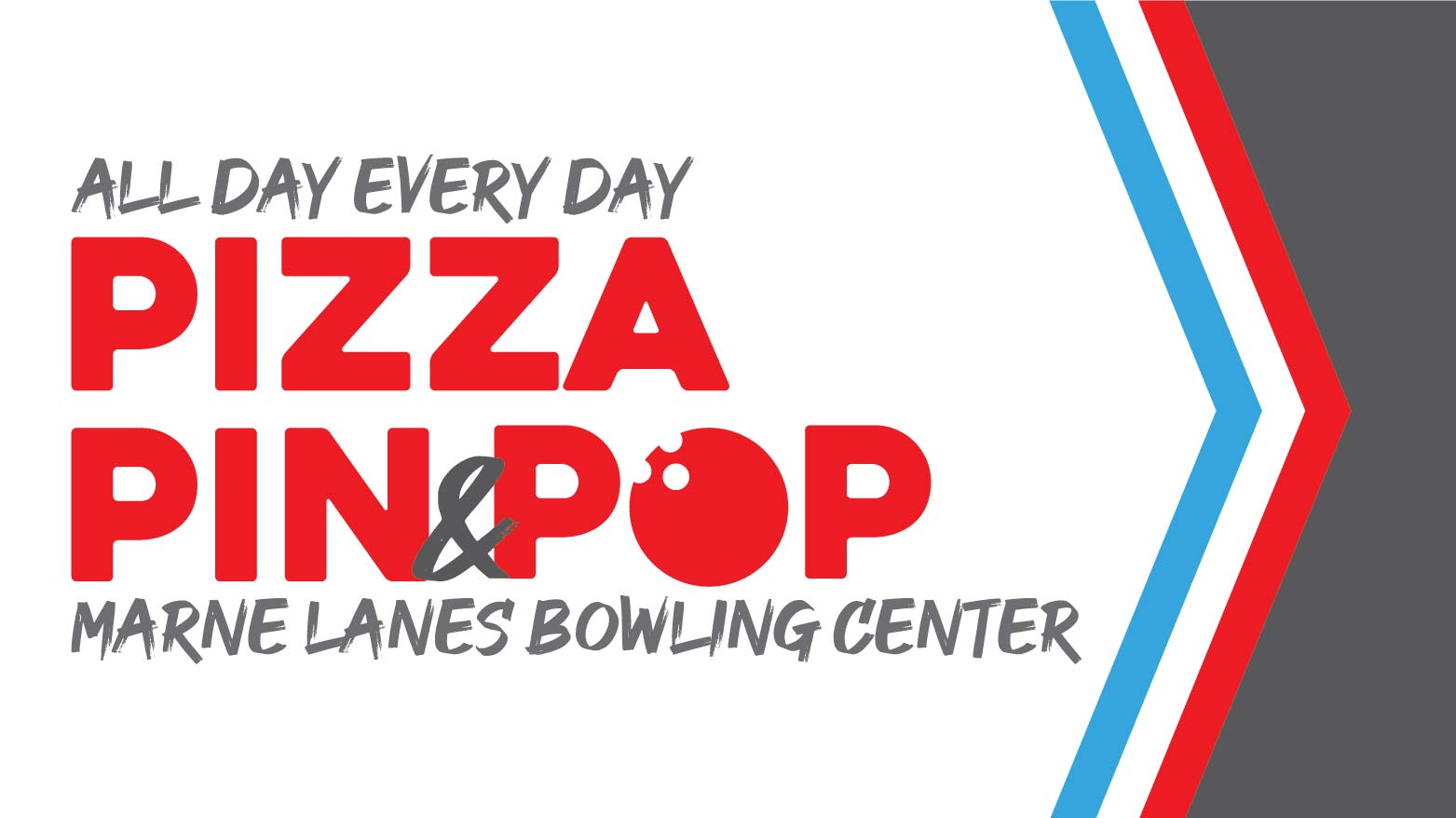 Pizza, Pin & Pop