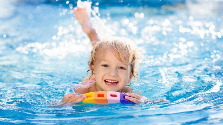 **CLOSED** Johnson Indoor Pool - Recreational Swimming