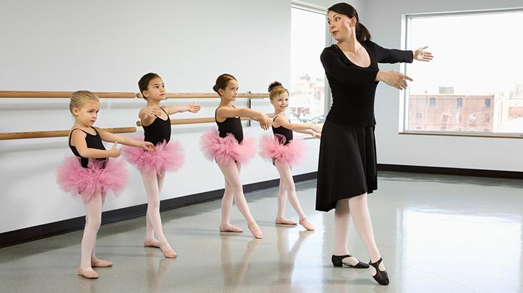 SKIESUnlimited Ballet & Tap at Hunter