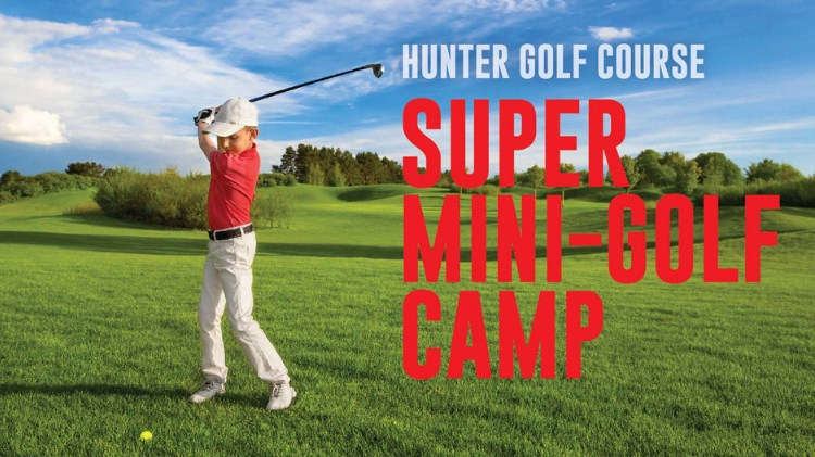 Super Mini Golf Camp - HAAF