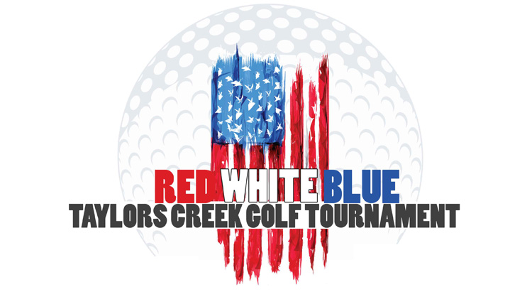 Red White & Blue Golf Scramble