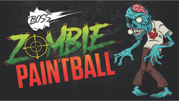 Zombie Paintball (BOSS)