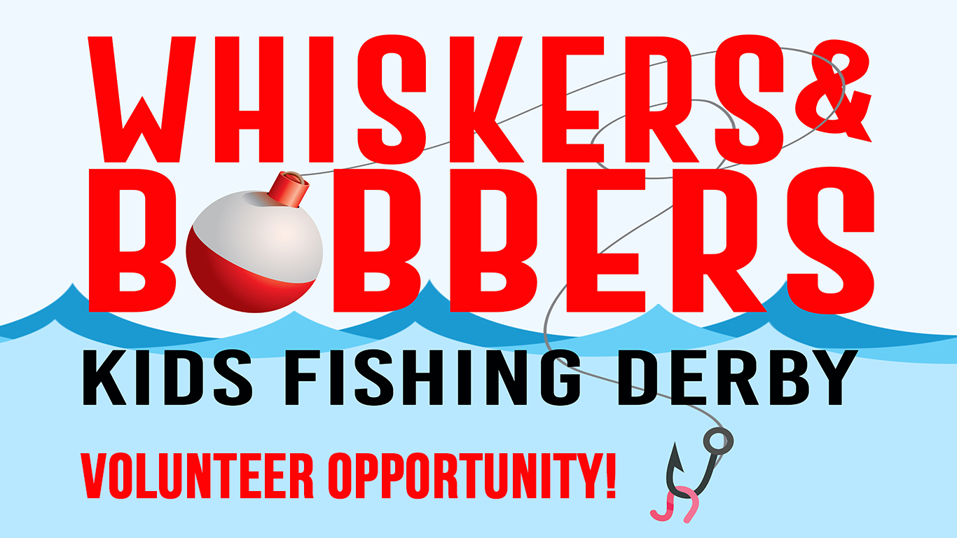 Kids Fishing Event Volunteers (BOSS)