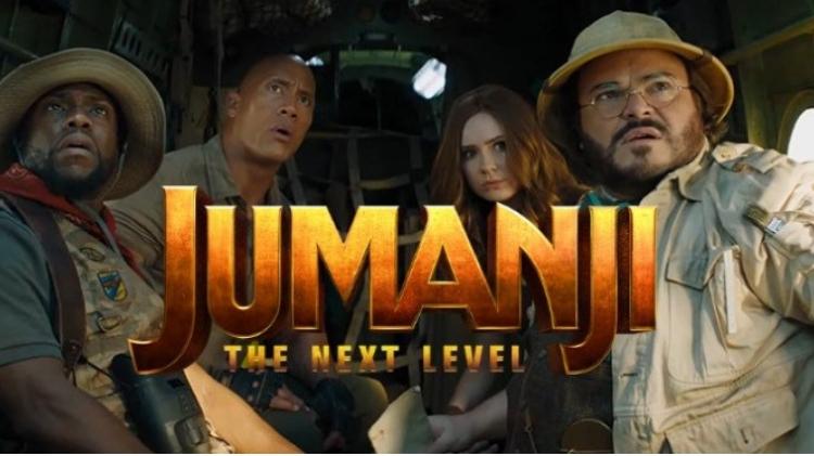 BOSS Movie Night: Jumanji: The Next Level
