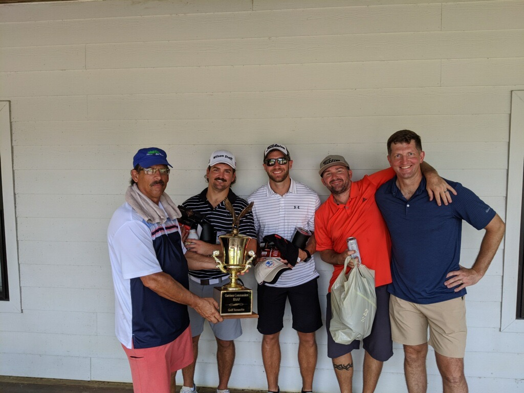 Congratulations to our August GC Golf Tournament winners. We had 35 players participate.
