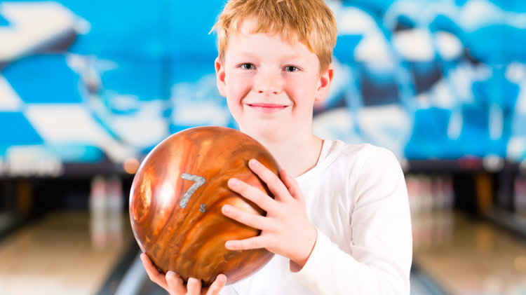 Kids Bowl Free-Marne Bowling Center