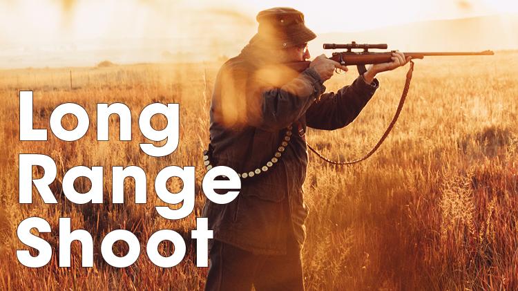 Long Range Shoot: August 2018
