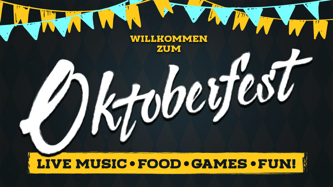 Oktoberfest at the Fall Carnival