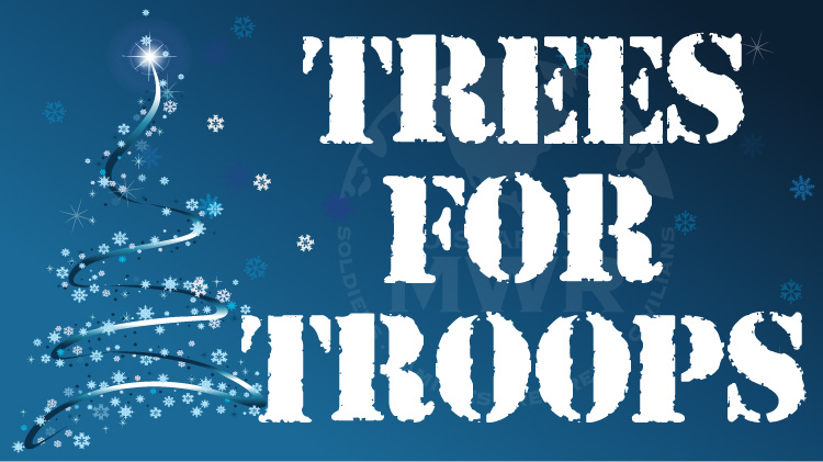 Trees for Troops Volunteer Opportunity
