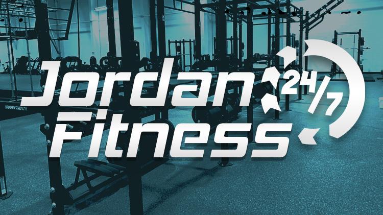 24/7 Jordan Fitness Center
