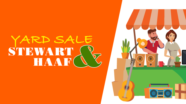 Stewart Hunter Yard Sale and Flea Market