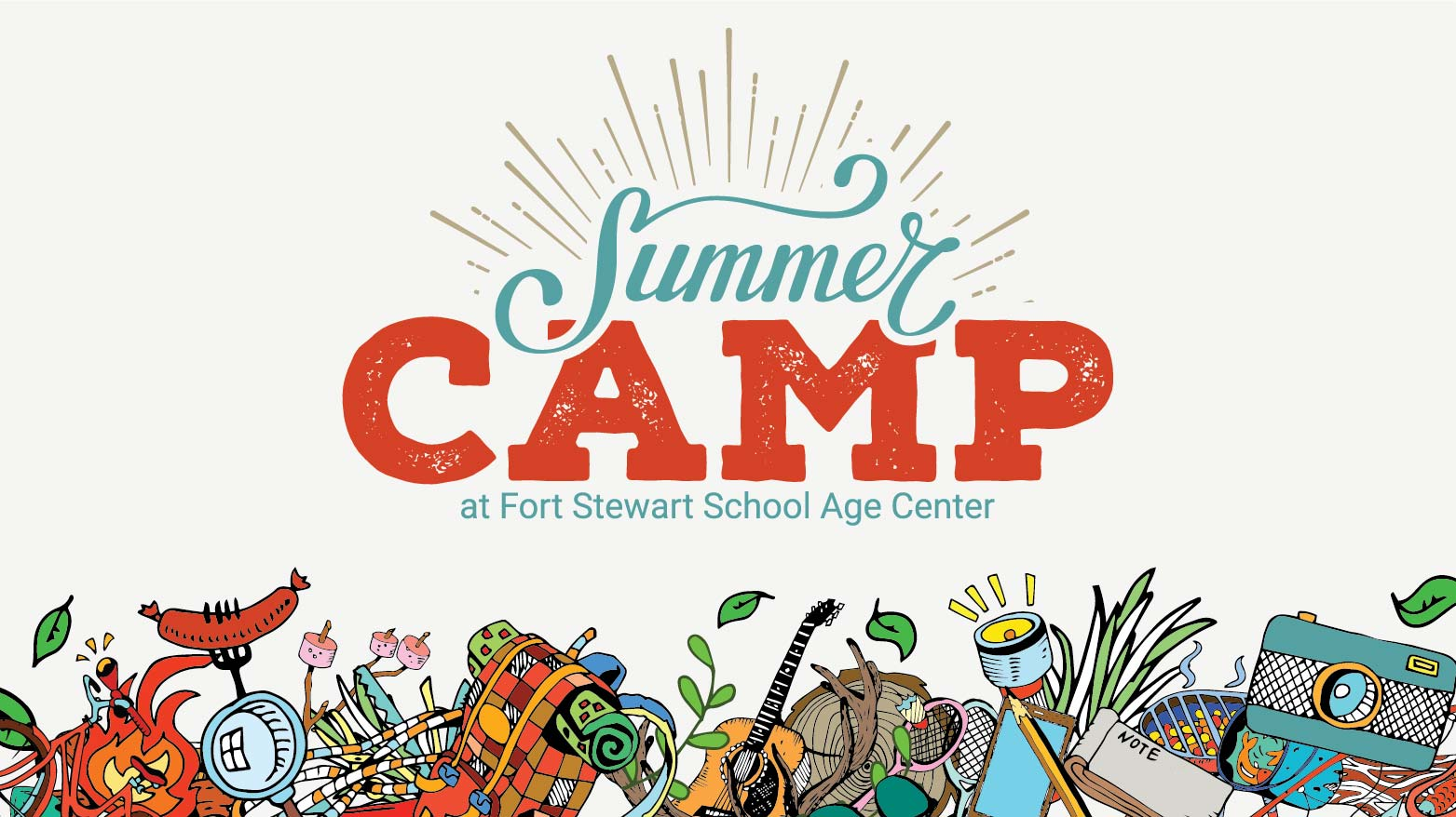 School Age Center Summer Camp 2020 (FS)