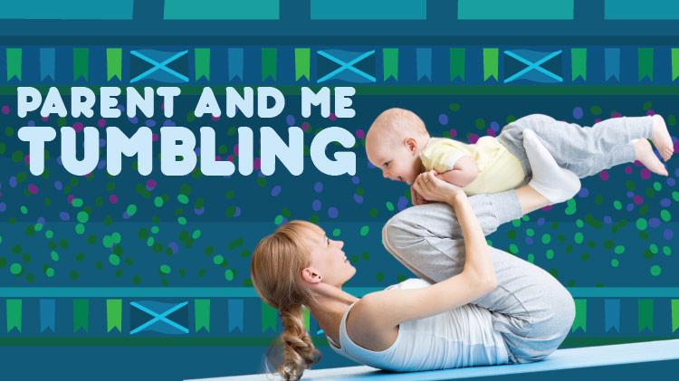 SKIES Unlimited Parent & Me Tumbling