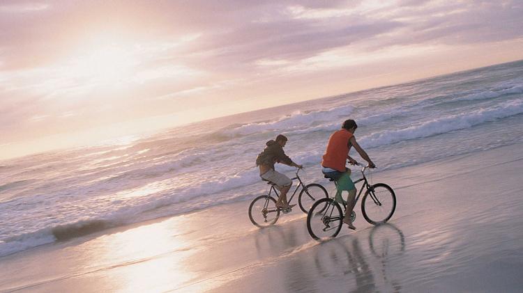 Jekyll Island Biking: