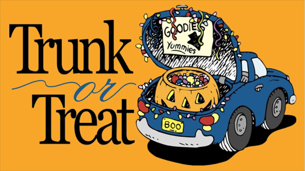 Hunter Trunk or Treat