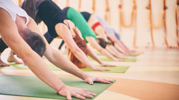 Yoga Class (FS)