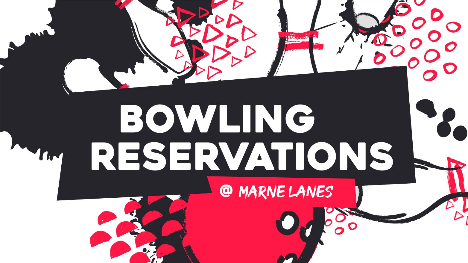 Bowling Reservations Now Available!