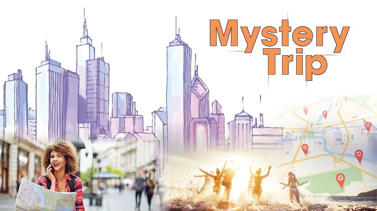 BOSS: Mystery Trip