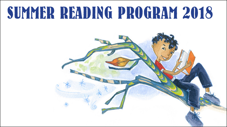 Hays Library Summer Reading Program 2018