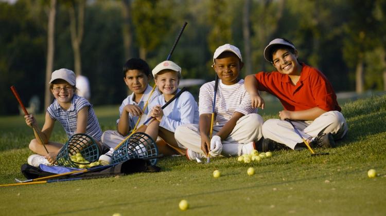 Parent and Me Golf Lesson - FS