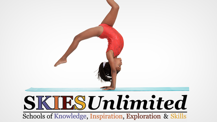 SKIESUnlimited Gymnastics at Hunter