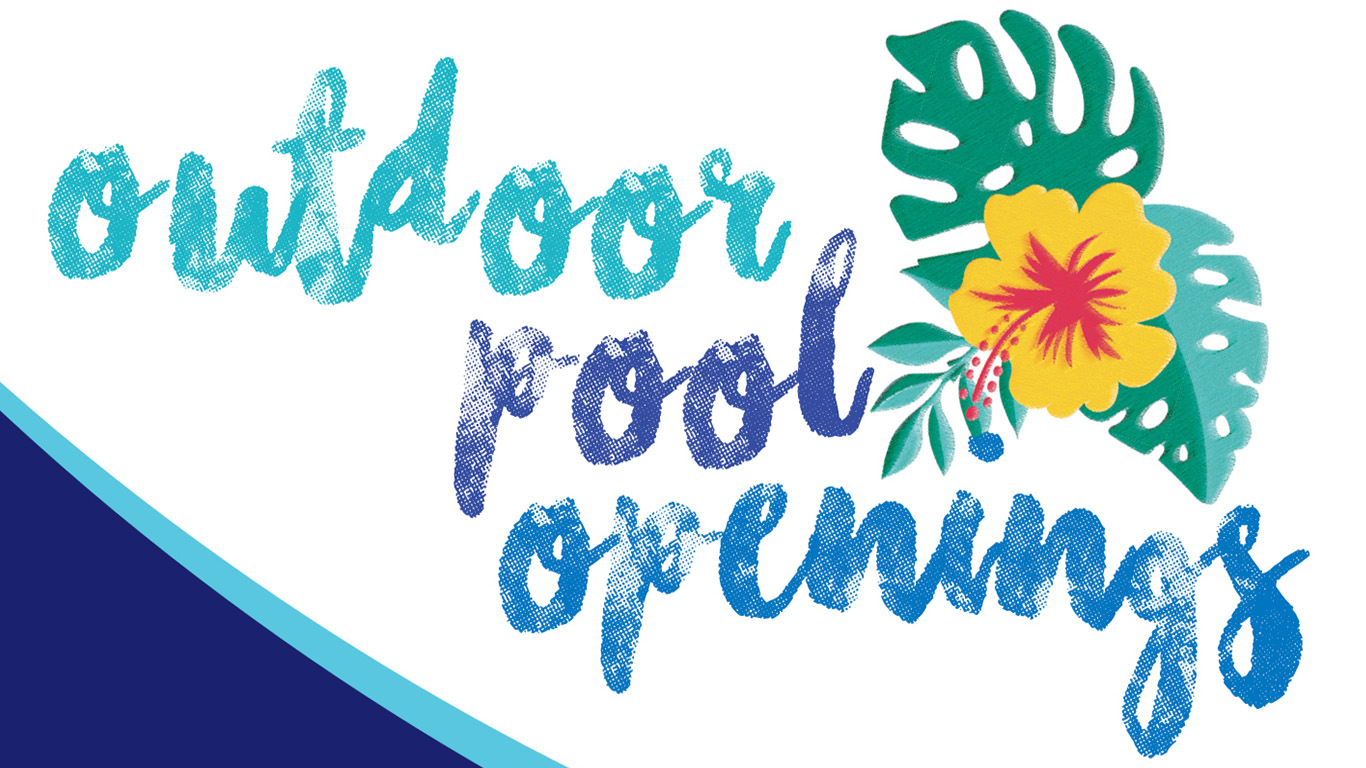 2019 Outdoor Pool Opening Day!