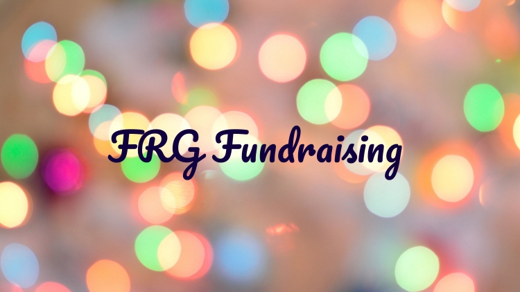 FRG Fundraisers for Upcoming Season!