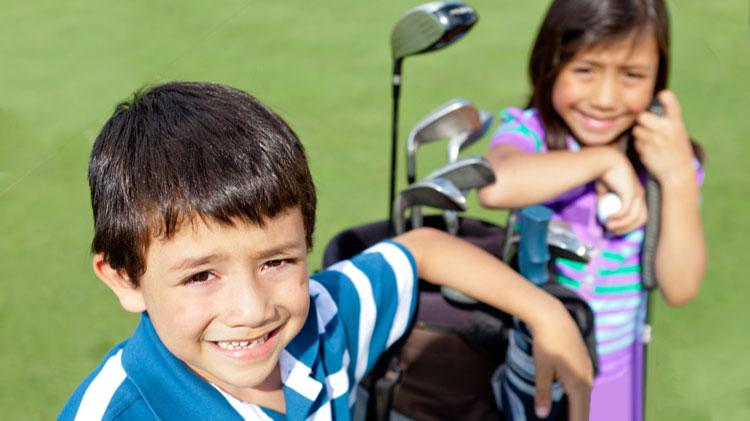Taylors Creek Kids Golf Clinics