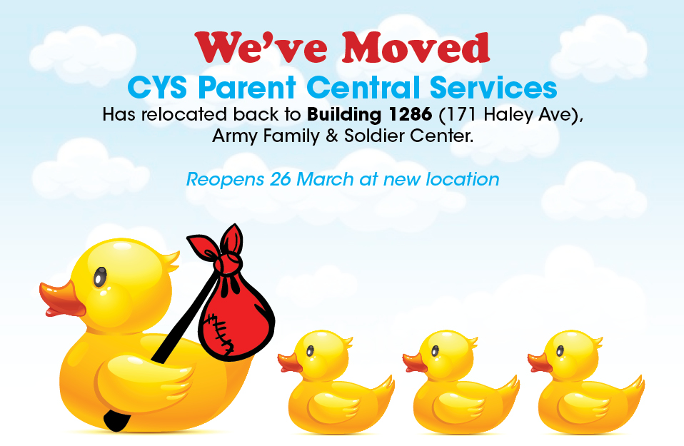 Parent Central Services Has Moved