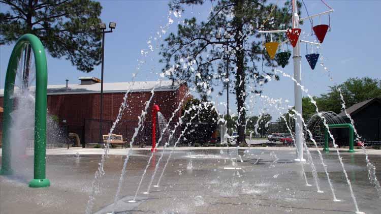 The Springs Splashpark-Open for Season!