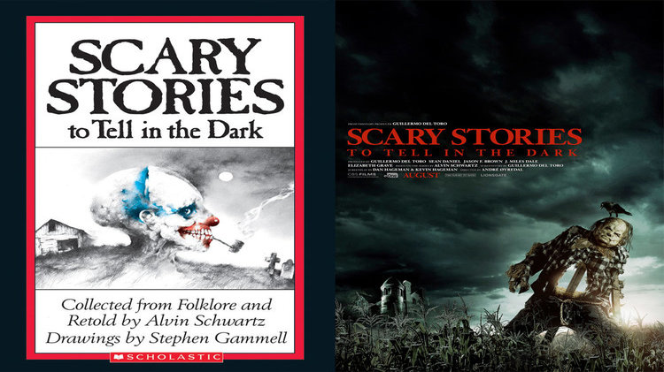 BOSS Movie Night: Scary Stories To Tell In The Dark